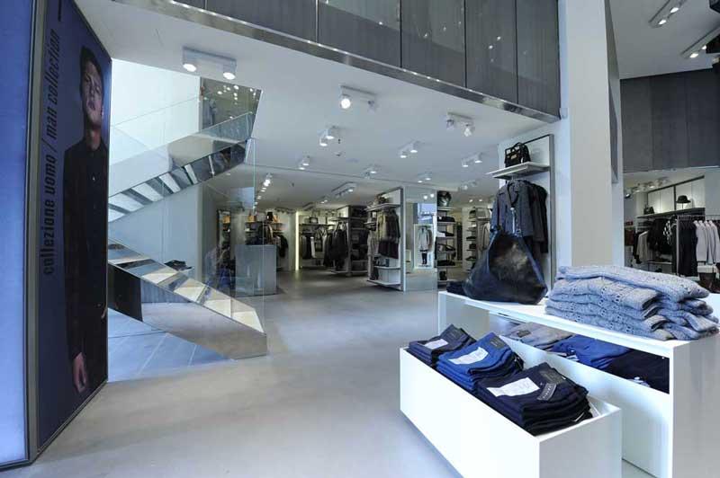 SISLEY concept store Milano piazza San Babila