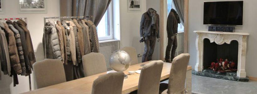 FEDELI inaugura uno showroom nel cuore di Milano.
