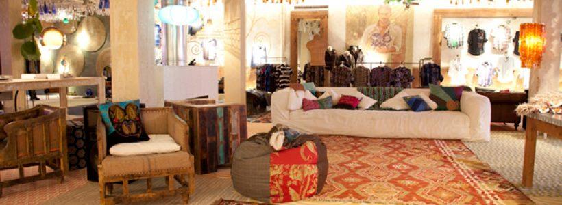 Primo showroom a Barcellona per il brand spagnolo Desigual