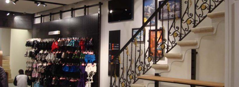 THE NORTH FACE inaugura a Verona l'ottavo store italiano.