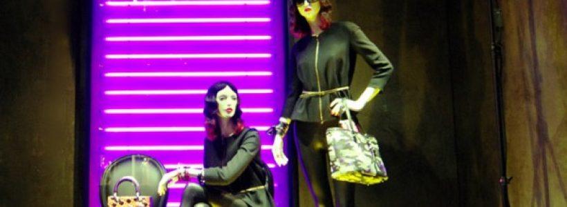Visual e Vetrine fashion