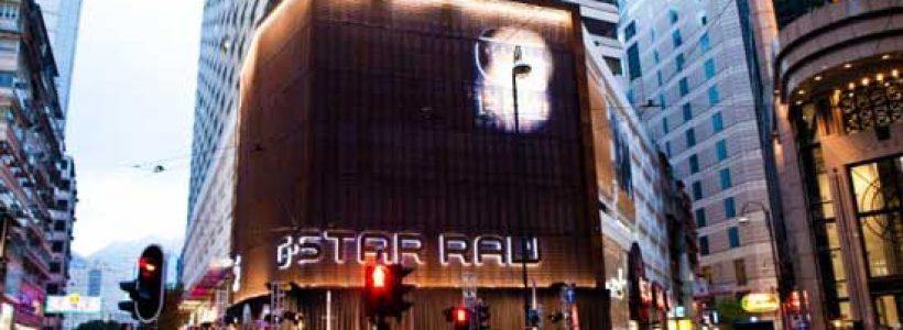 G-STAR RAW apre il suo monobrand più grande al mondo.