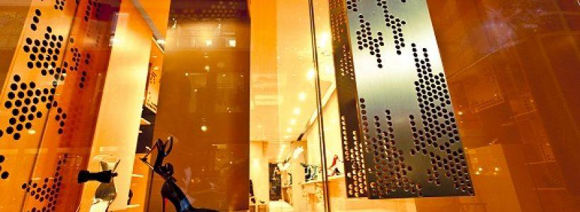 GIANVITO ROSSI apre a Hong Kong.