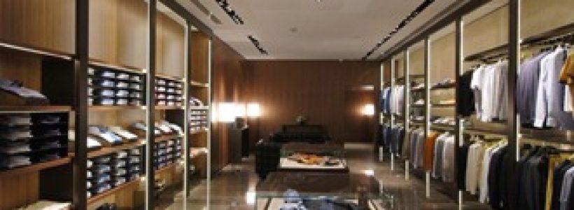 PAL ZILERI: nuovo concept store per il negozio di Londra.