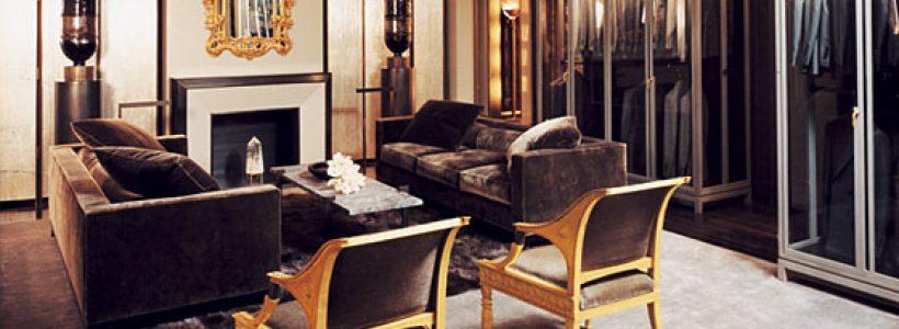 TOM FORD, prima boutique uomo a New York.