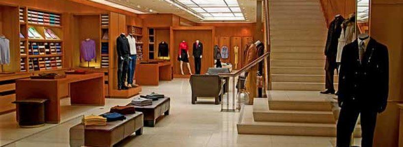 BRIONI riapre la boutique di Beverly Hills.