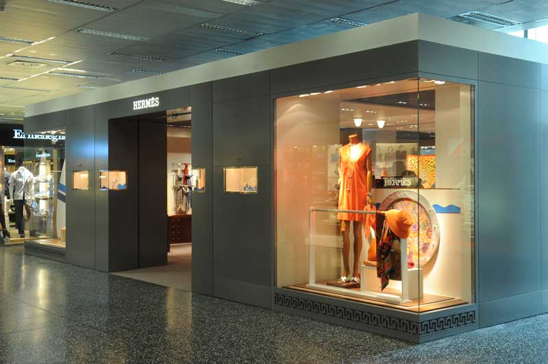 boutique Hermes aereoporto Malpensa