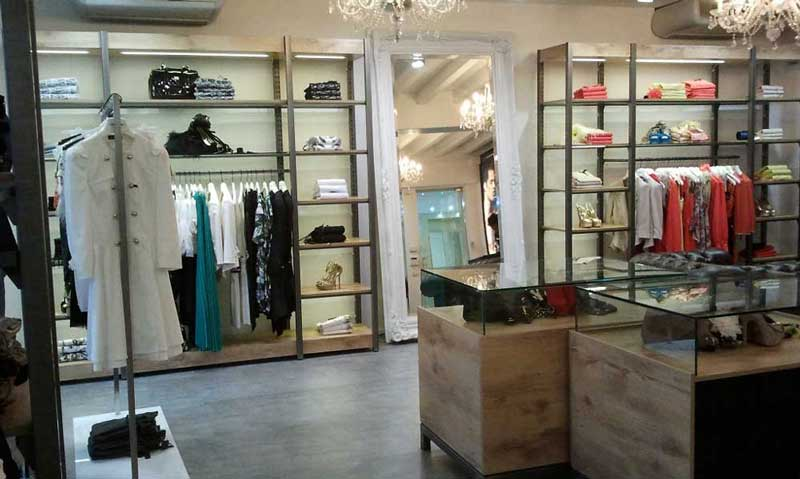 Mangano concept store