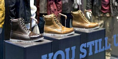 A Londra il nuovo concept store TIMBERLAND.