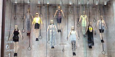 H&M: spirito olimpico per le vetrine di Londra