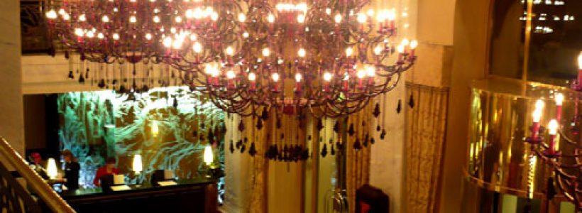 MASIERO illumina il Kempinski Hotel di Mosca.