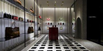 VALENTINO primo flagship store in Brasile