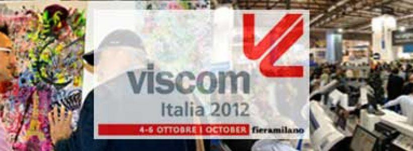 VISCOM ITALIA 2012: chiusa la 24esima edizione.