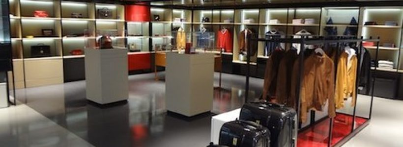 FERRARI opens new retail store in Rio de Janeiro.
