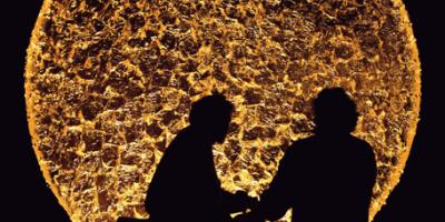 "CATELLANI & SMITH  ""illumina"" Milan Election Night 2012."