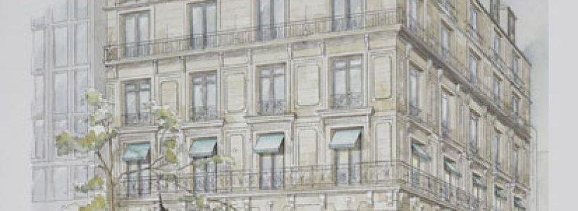 Tiffany & Co. to Open Paris Flagship.