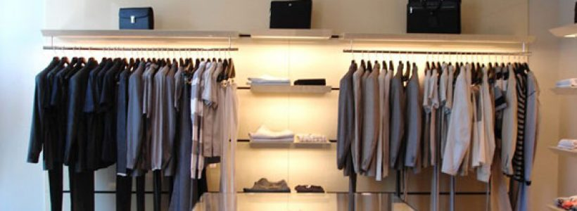 I sistemi CRC arredano il nuovo showroom Ferrè di Yerevan.