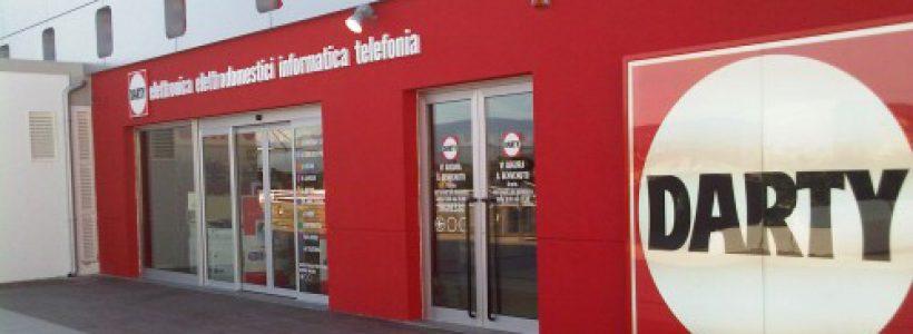 TRONY acquisisce i punti vendita DARTY ITALIA.