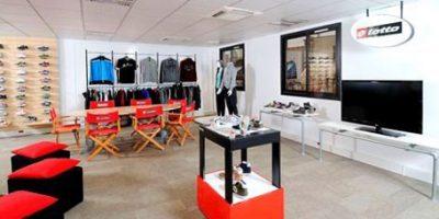 LOTTO SPORT, nuovo showroom a Parigi.