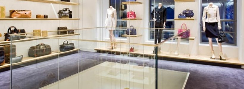 Mulberry's New Edinburgh Store