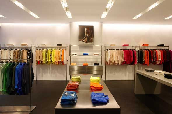 Equipment new york an arredamento negozi an shopfitting for Catene negozi arredamento