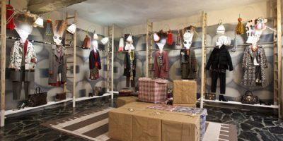 MALIPARMI inaugura lo spazio Nomade a Milano.