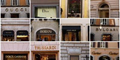 ROMA: negozi in affitto a 7mila euro al metro quadro.