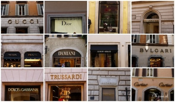 louboutin roma negozi