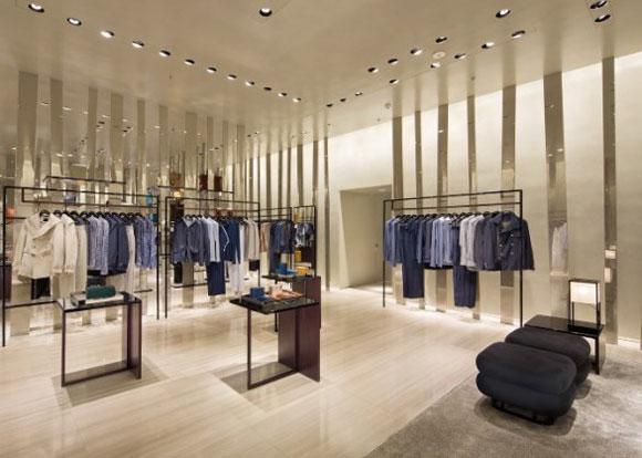 Giorgio armani hong kong an arredamento negozi retail for Armani arredo casa