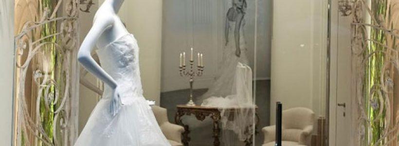 ALBERTA FERRETTI: a Roma la prima boutique atelier dedicata alla sposa.