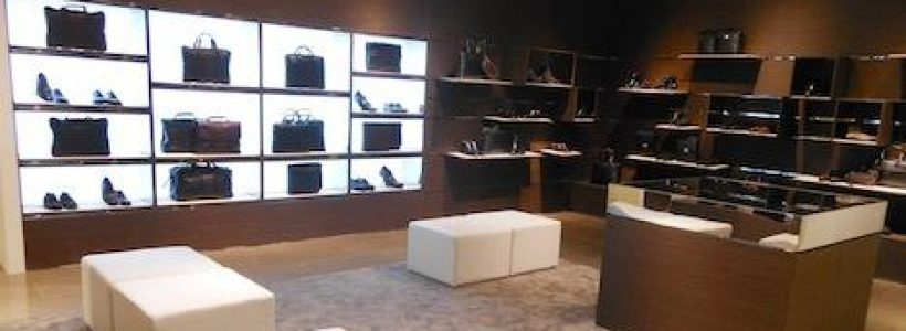 A.TESTONI continua lo sviluppo retail in Cina.