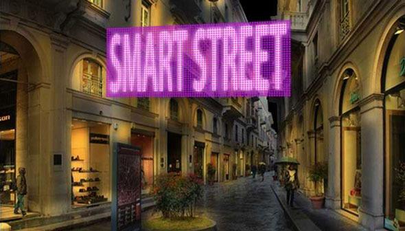 Milano, via della spiga è la prima &;smart street&; italiana