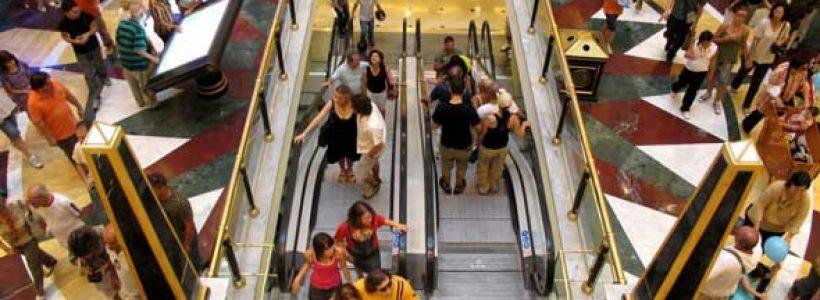 ROMA: boom di centri commerciali.