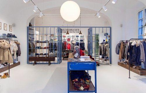 WP Lavori in Corso flagshipstore Parma