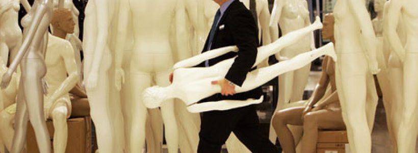 GRAN BRETAGNA: Stop ai manichini con taglia 40, per il ministro sono irreali.