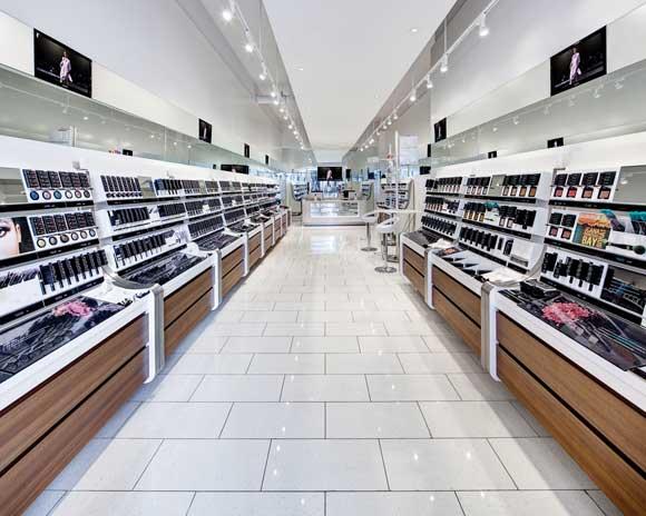 Lisi Cosmetics New York An Shopfitting Magazine