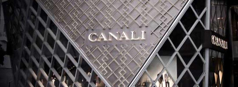 CANALI Chengdu flagship store.