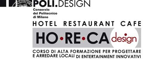 Corso breve horeca design hotel restaurant caf di poli for Corso di designer