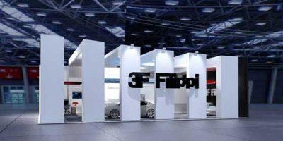 3F FILIPPI illumina le eccellenze per Light+Building 2014