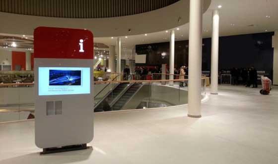 "... ""Tiare"" a Villesse  AN Arredamento Negozi  Retail Design News"