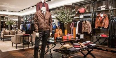 BURBERRY nuovo flagship store a Shanghai.