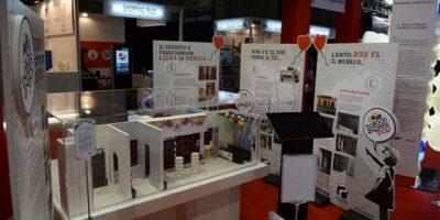 Il retail design firmato PASOLINI LUIGI spa premiato all'Italian Popai Award 2014.