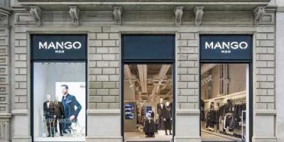 97ecc761ad MANGO: a Barcellona un nuovo negozio dedicato alla linea maschile Mango Man.