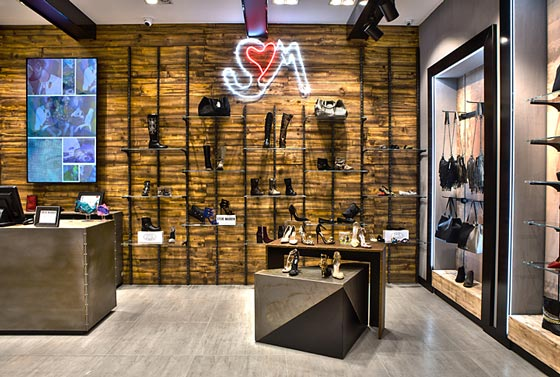 Steve Madden Introduces A New Store Design Concept