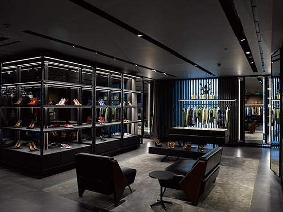 Dsquared2 londra an arredamento negozi retail design news for Negozi industrial