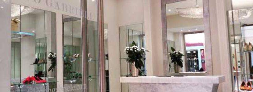 FILIPPO GABRIELE inaugura un nuovo flagship a Milano.