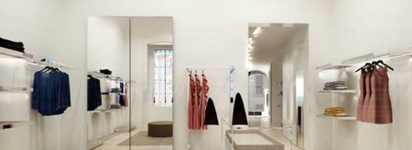 GIORGIO GRATI: a Milano il primo flagship store italiano.