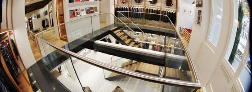 WOOLRICH apre un nuovo flagship store a Berlino.