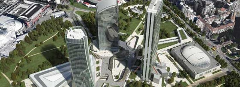 Generali Real Estate con Sonae Sierra per lo sviluppo e la gestione di CityLife Shopping District