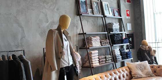 Hima hircus cashmere venezia an shopfitting magazine - Centro veneto del mobile ...